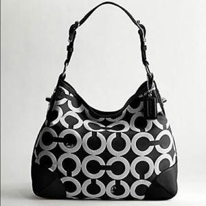 Coach Peyton Hobo Shoulder Bag